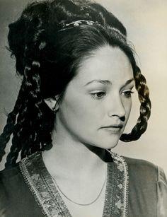 Olivia Hussey in Romeo & Juliet