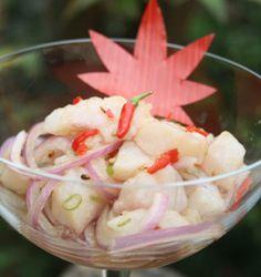 Ceviche de Tilápia - Culinária Japonesa - NippoBrasil                                                                                                                                                                                 Mais