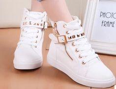 Zapatillas Nike Blancas Para Mujer