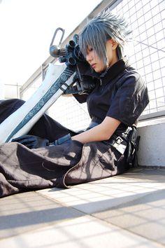 Noctis | Final Fantasy XV #cosplay #game