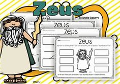 Zeus print and go pack