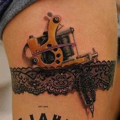 I've always thought this tattoo was badass.