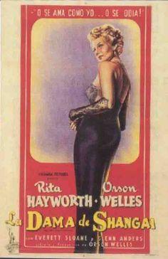 """La dama de Shangai (1947) """"The Lady from Shanghai"""" de Orson Welles - tt0040525"""