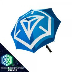 Ingress Umbrella from welovefine
