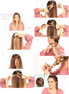 Loving these braids!! This is a great hair style and tip! Lauren Conrad the fashion and beauty queen. This would show off your beautiful face! Especially if you use www.neutratone.com products to keep your skin looking youthful and wrinkle-free.