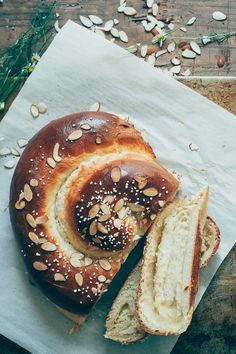 A well-made loaf of challah bread is already on its way to being doughy perfection, but this supple dough is often braided to look like artwork. Whether you're making a ring for Rosh Hashanah or a loaf for French toast, here are 10 lookers from Pinterest we can't take our eyes off of.