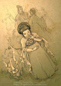 Avatar _ Toph Bei Fong by BryttKrou.deviantart.com on @DeviantArt