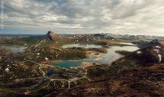 Bygdin, Norway.