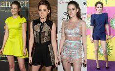Kristen Stewart é eleita a mulher mais bem-vestida de 2013 por revista britânica - Celebs - iG