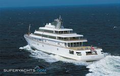 Rising Sun Yacht Interior | Rising Sun Yacht Photos - Lurssen Yachts motor yacht