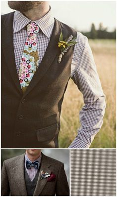 Hipster Groom on Pinterest | Hipster Wedding Unique Groomsmen Attire and Bohemian Groom