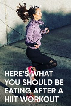 News flash: You don't have to drink a protein shake. #fitnesstips #postworkout #hiit Intense Cardio Workout, Cardio Workouts, Hiit, You Fitness, Fitness Tips, Post Workout Food, Sweat It Out, Work Outs, Diet Tips