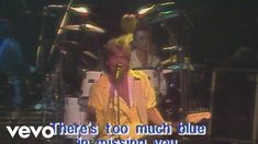 There's Too Much Blue In Missing You (Rockpop Music Hall 29.06.1985) (VOD) Modern Talking Album, Miss You, Music Songs, Blue, I Miss U, I Miss You