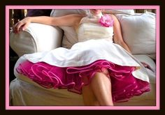 Thick Matte Ribbon Petticoat  many colors by porshesplace on Etsy, $90.00