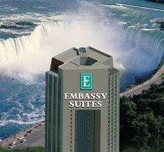Embassy Suites by Hilton Niagara Falls Fallsview Hotel
