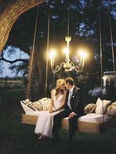 Casamento com baloiços | O blog da Maria. #casamento #ideias #baloico