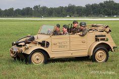 German Army Volkswagen Kubelwagen (Bucket seat car) | Flickr - Photo Sharing!