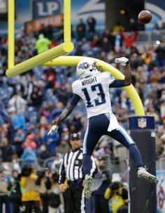 Kendall Wright, Tennessee Titans