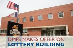 The school district's purchase of an office building would open up more educational choices in downtown Des Moines. DMPS has made an offer of $1.6 million to purchase the current headquarters of the Iowa Lottery, located at 2323 Grand Avenue, to serve as administrative offices. The move would allow for the expansion of Walnut Street School, which is currently turning away 50 kindergartners alone each year, as downtown housing continues to expand.