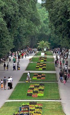 Primorski Park - Varna, Bulgaria