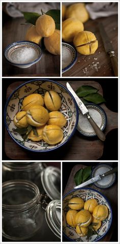 Preserved Moroccan Lemons  |  Adeline & Lumiere Photography     http://adelineandlumiere.com/2011/08/15/moroccan-preserved-lemons/    #foodphotography #recipe #food