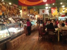 Italian restaurant? Grocery? Deli? Bakery? Mandola's at The Triangle is all of the above #MetroRapid #BestOfATX