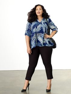 4fd00df905 Excited to finally reveal that I m the face of Sears  new plus size