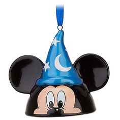 Disney Ears Ornament - 40th Anniversary - Limited Edition