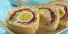 Veseli recepti: Hljeb i tijesta Empanadas, Crepes, Queso Edam, Tapas, Pan Relleno, Russian Recipes, Wrap Sandwiches, Cooking With Kids, Savoury Dishes