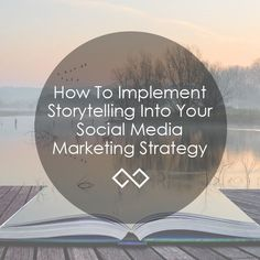 For those more interested in applying storytelling to a social media marketing strategy, this should be of interest to you.