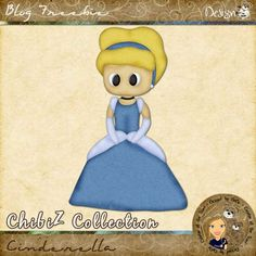 Scrapbooking TammyTags -- TT - Designer - Designz by DeDe,  TT - Item - Element, TT - Theme - Disney, TT - Thing - Character