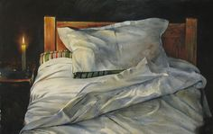Kai Fine Art is an art website, shows painting and illustration works all over the world. Unmade Bed, Still Life 2, Contemporary Artwork, Room Paint, Watercolor Paintings, Watercolours, Painting & Drawing, Fine Art, Drawings