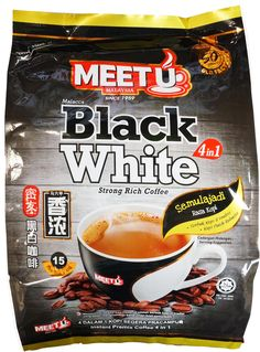 WHITE COFFEE 4 IN 1 280101M121
