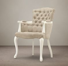 THIS IS MY FAVORITE CHAIR!!!!!! Fabric Seating | Restoration Hardware