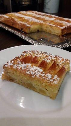 Cake Recipes, Dessert Recipes, Desserts, Greek Cake, Greek Sweets, Chocolate Pies, Greek Recipes, Dessert Bars, Food And Drink