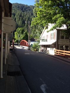 Downieville, CA. Love this place!