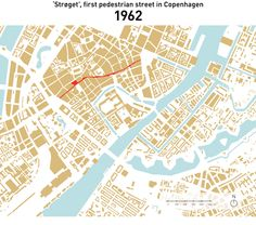 Nature Source, Copenhagen City, Scandinavian Architecture, Urban Analysis, City Maps, Pedestrian, Twitter Sign Up, Times Square, How To Plan