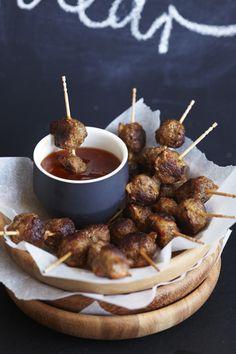 und noch ein geburtstag: männercocktail - nicht süß, nein herb! chips, peanuts, meat balls & midnight soup