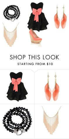 """jayda outfit to the mall"" by alannah-cunard ❤ liked on Polyvore featuring Reverse, Miss Selfridge and Matthew Williamson"