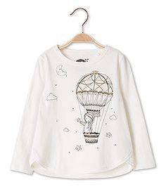 T-Shirt in der Farbe cremeweiß bei C&A