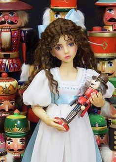 Clara and the Nutcrackers-Margaret Boers