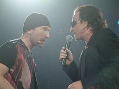 I LOVE Edge and Bono together; they should go out! - Page 9 - U2 Feedback