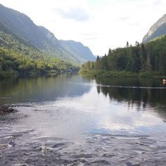 Jacques-Cartier National Park, Quebec, Canada. . #breathtaking #scenery #photos #hiking #mont #monts #mountain #nature #lac #lake #jacques-cartier #photography #canoeing #rapids #cascades #river #riviera #valley #vale #trails Quebec, Jacques Cartier, Canoeing, My World, Scenery, Hiking, Mountain, Canada, Earth