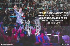 2016 Planetshakers Awakening on Demand Most High, Word Of God, Awakening, You Changed, Religion, Throne Room, Words, Life, Horse