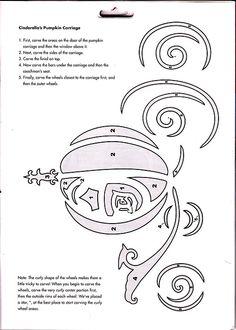 - Disney Halloween Princess Stencil Carvings Feel...