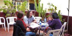 LISA! Sprachreisen Spanisch lernen in Peru freundliche Atmosphäre Minigruppen- Sprachkurse in Südamerika