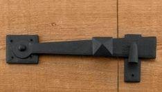 Elegant Iron Garage Door Handle
