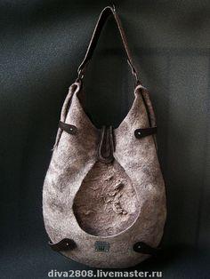 """Сумка """" Капля"""" - авторская сумка,модный аксессуар,женская сумка,Диана Нагорная"""