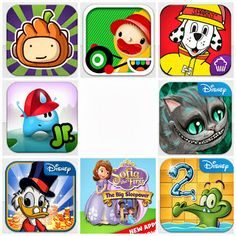 Our Favorite Kid Apps - Fall 2013 Edition (iOS & Android) #kidapps #kidtech #tech #apps #iOS #android