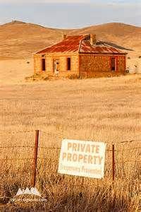 -Abandoned Farmhouse, Burra, South Australia ::